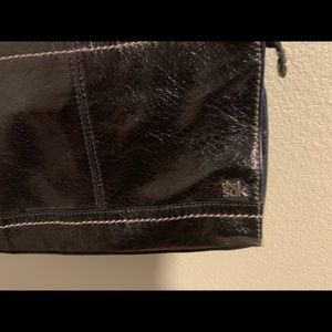 The Sak black leather purse
